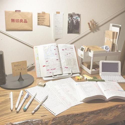 無印良品の文房具