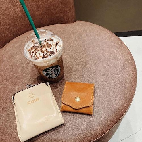 JOLIの革財布