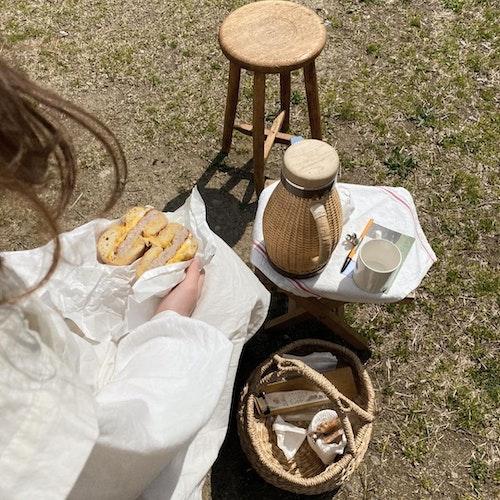 ピクニックにおすすめなパン屋さん