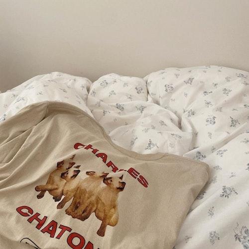CharlesChatonの猫スウェット