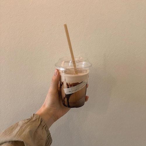 silo coffee stand
