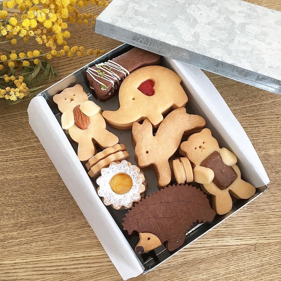 抱っこくまクッキー