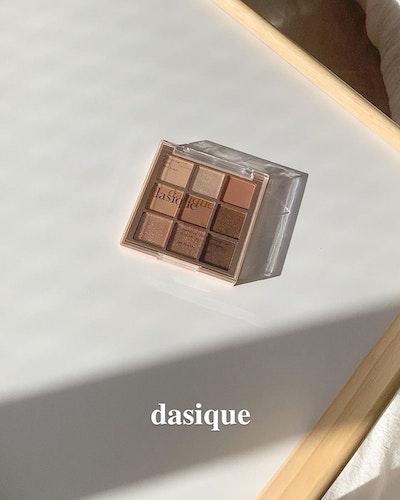 dasiqueのアイシャドウパレット
