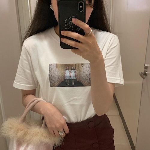 GUのTシャツ