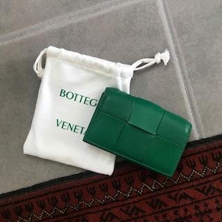 ボッテガのお財布