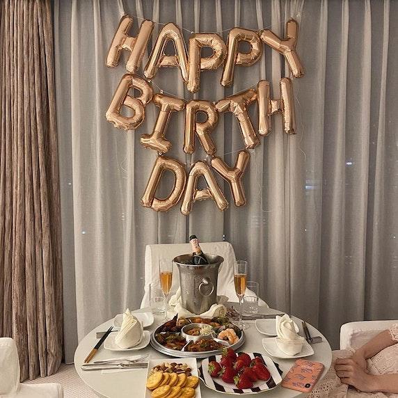ホテル、学校 etc... いつもと違うお誕生日をRiLiが場所別に提案します💖