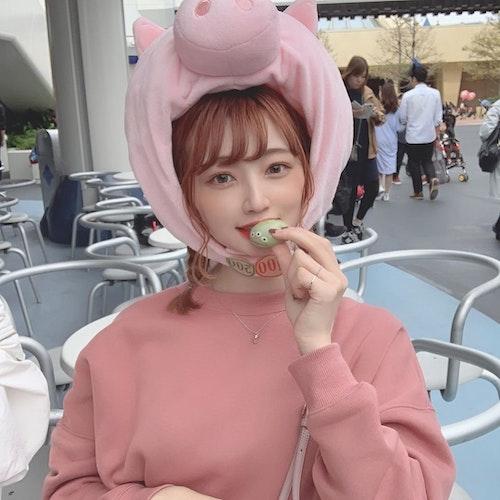 ピンクコーデ