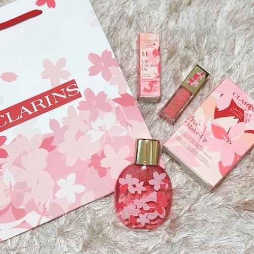 CLARINS 春コスメ