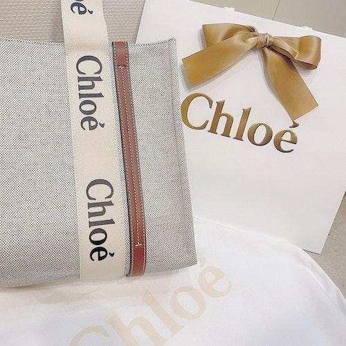 ChloéのWoodyシリーズ