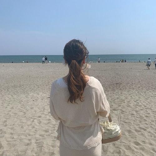 海ショット