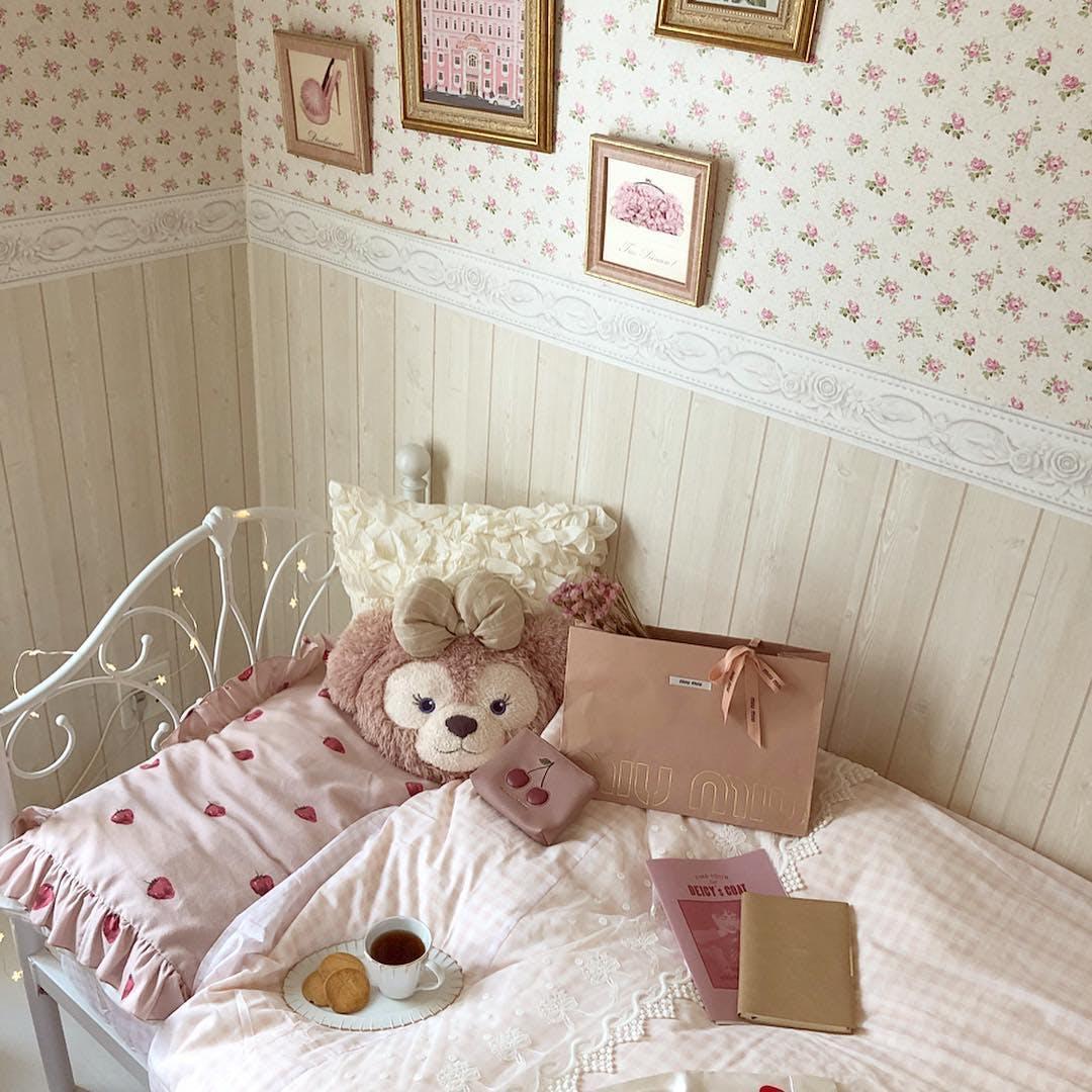 プリンセスベッド
