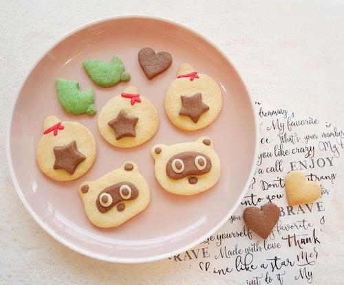 あつ森クッキー